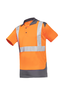 Levane - Hi-vis orange/Grey