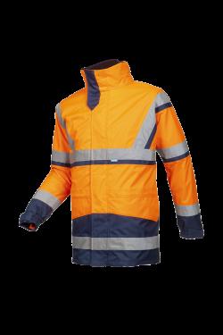 Powell - Orange Fluo/Marine