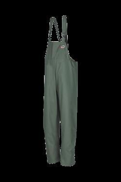 Sioen Am. Overalls Louisiana groen khaki