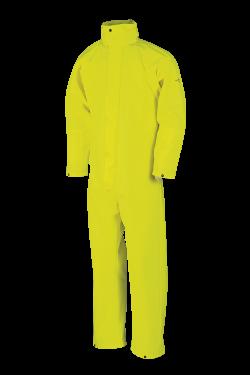 Sioen Overalls Montreal fluo-geel