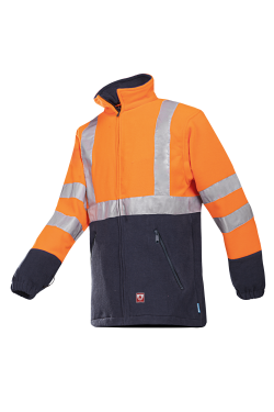Rainier - Hi-Vis Orange/Navy