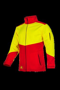 Tibet - Hi-Vis Yellow/Red