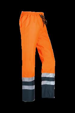 Tarviso - Orange Fluo/Marine