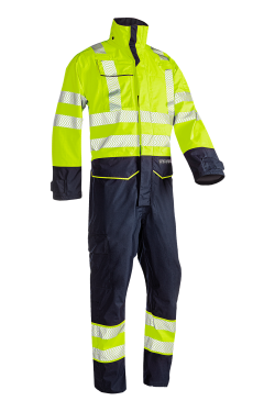 Bjordal - Hi-Vis Yellow/Navy