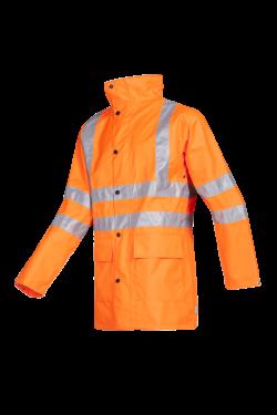 Sioen Jassen Monoco fluo-oranje