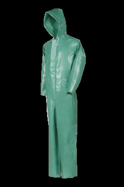 Sioen Overalls Botlek Jade groen