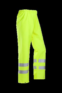 Sioen Broeken Bastogne fluo-geel