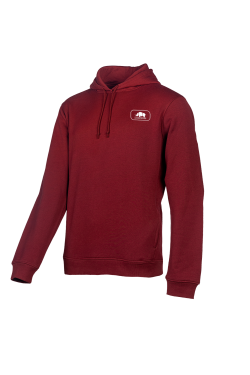 SIP Protection Promo Hoodie - Burgundy Red