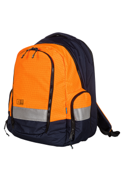 Kirton - Hi-Vis Orange/Navy