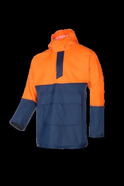 Staffin - Hi-Vis Orange / Navy Blue