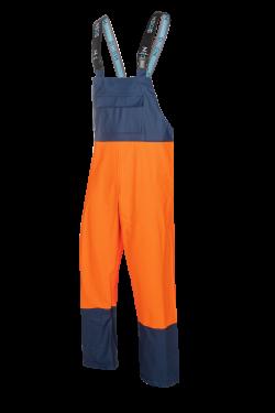 Stein - Hi-Vis Orange / Navy Blue