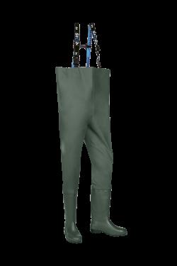 Sioen Waadbroeken onbeveiligd Glenroe khaki