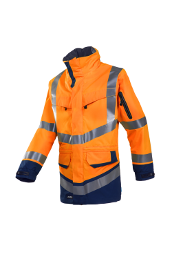 Windsor - Hi-Vis Orange/Navy