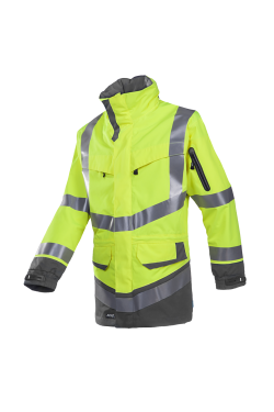 Windsor - Hi-Vis Yellow/Grey