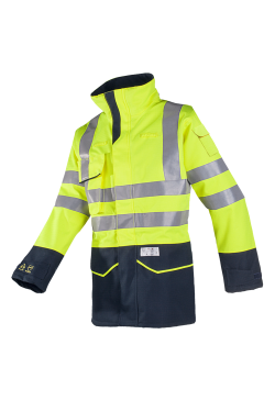Riverton - Hi-Vis Yellow/Navy