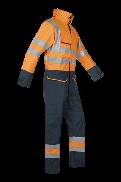 Carret - Hi-Vis Orange/Navy