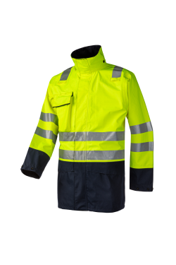 Kaldvik - Hi-Vis Yellow/Navy