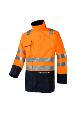 Kaldvik - Hi-Vis Orange/Navy