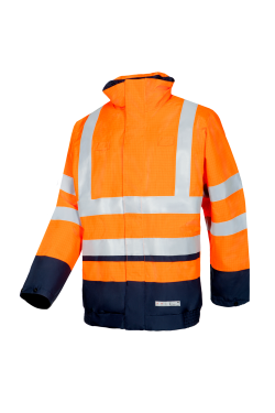 Waddington - Hi-Vis Orange/Navy