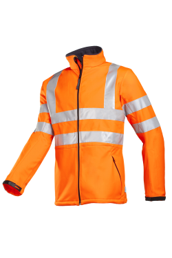 Sioen Jassen Genova fluo-oranje